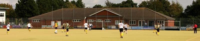 Sponsorship with Norwich City Hockey Club